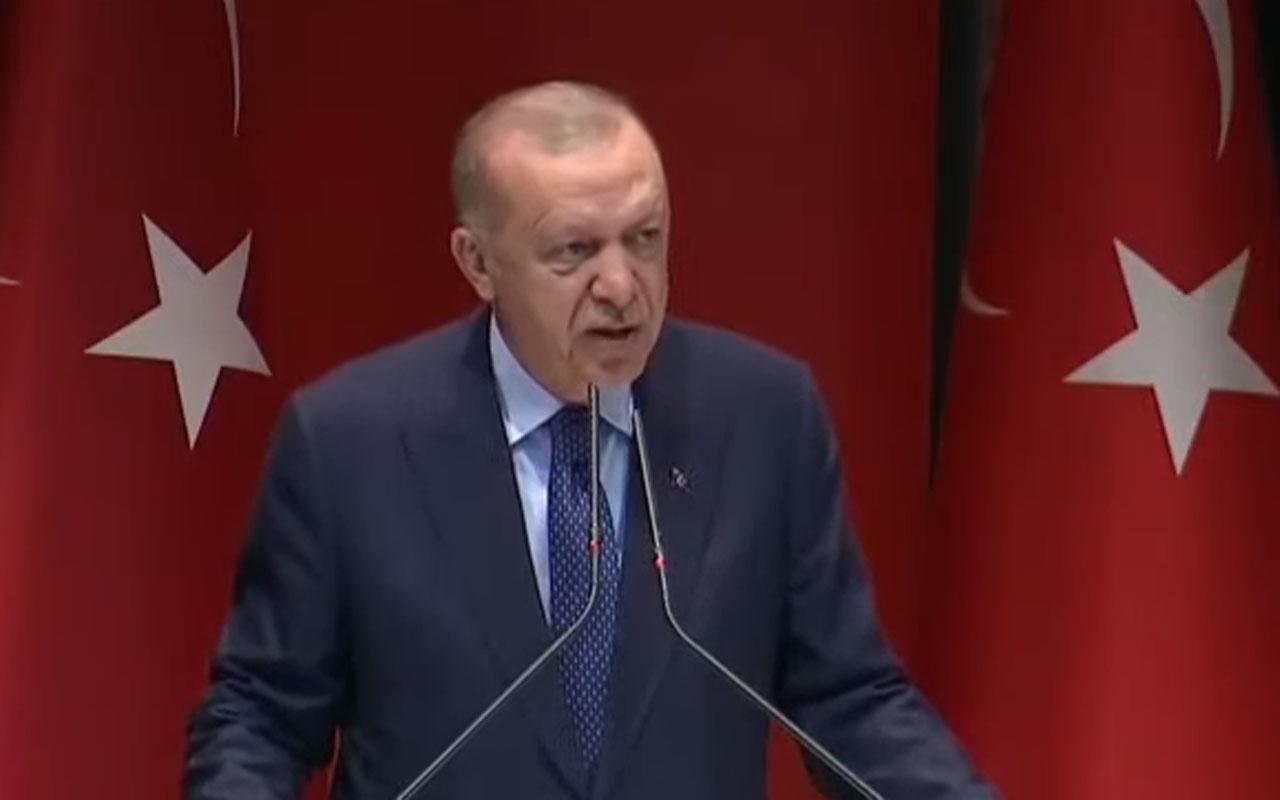 Cumhurbaşkanı Erdoğan açıkladı: En düşük memur maaşı  5 bin 700 liraya yükselmiştir