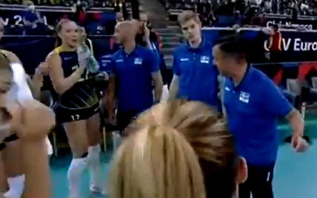 İsveç'in antrenörü Filenin Sultanları için övgüler dizdi: Fırsatınız olmaz
