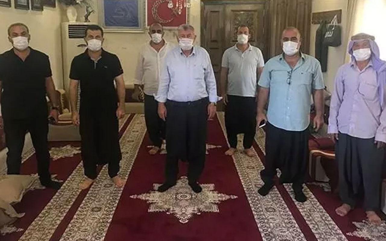 Türkiye'nin kırmızı kategoride tek kenti Şanlıurfa'da aşiretlerden aşı çağrısı