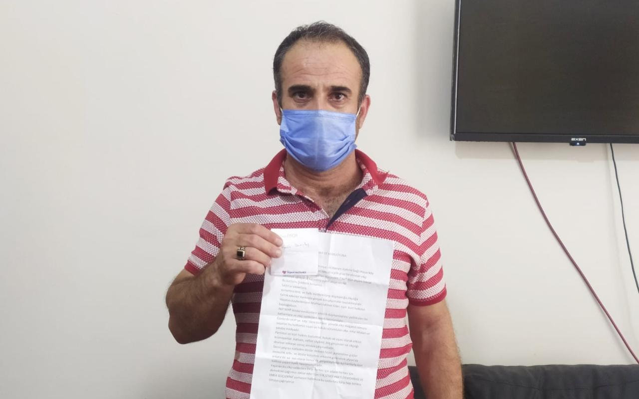 Diyarbakır'da telefonuna gelen mesaja tıklayınca hayatının hatasını yaptı