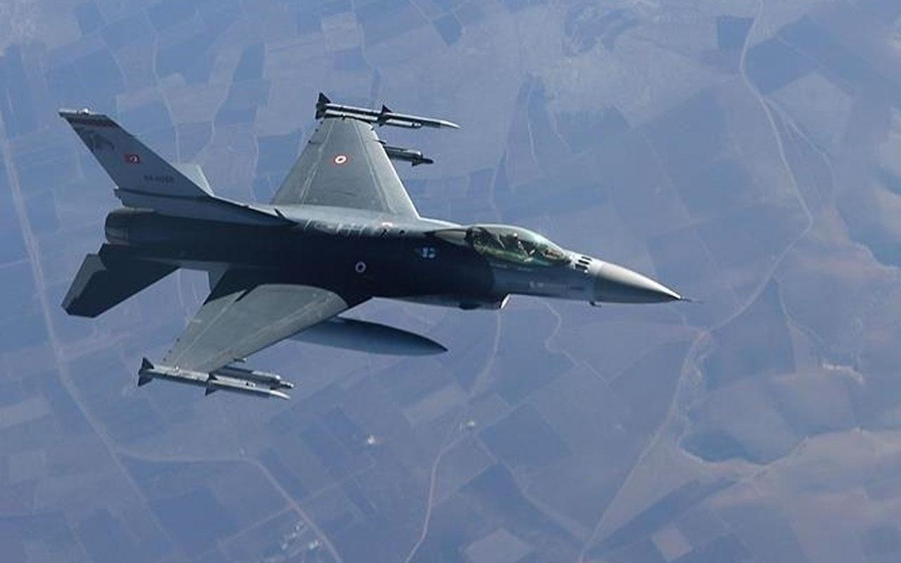 Irak'ın kuzeyindeki Metina'da 3 terörist hava harekatıyla etkisiz hale getirildi