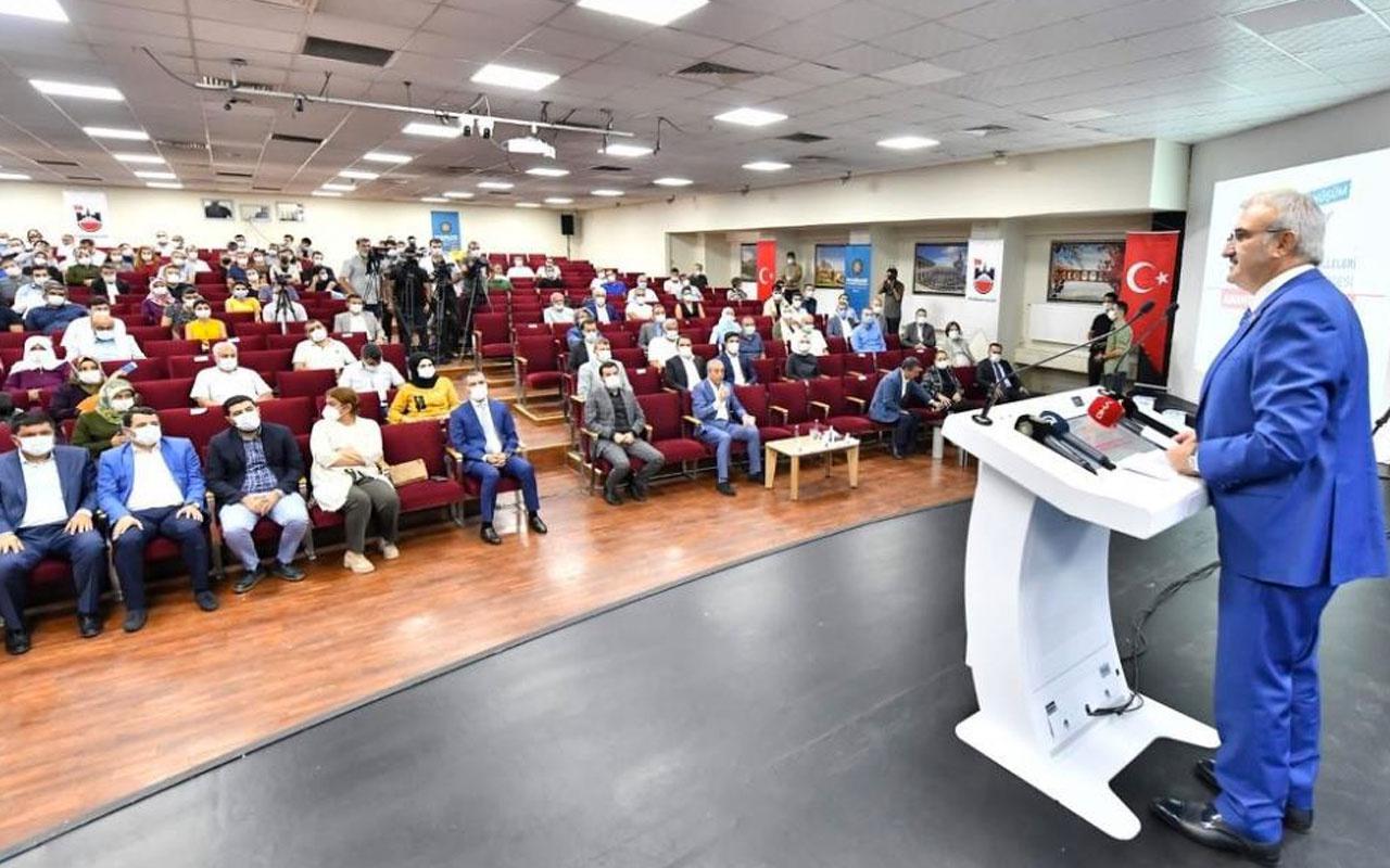 Diyarbakır'da kentsel dönüşüm projesi anahtar teslim töreni yapıldı