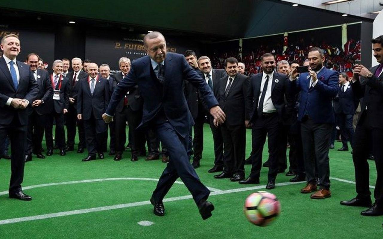 Erdoğan'dan kurmaylarına 'spor yasası' talimatı yeniden çalışın