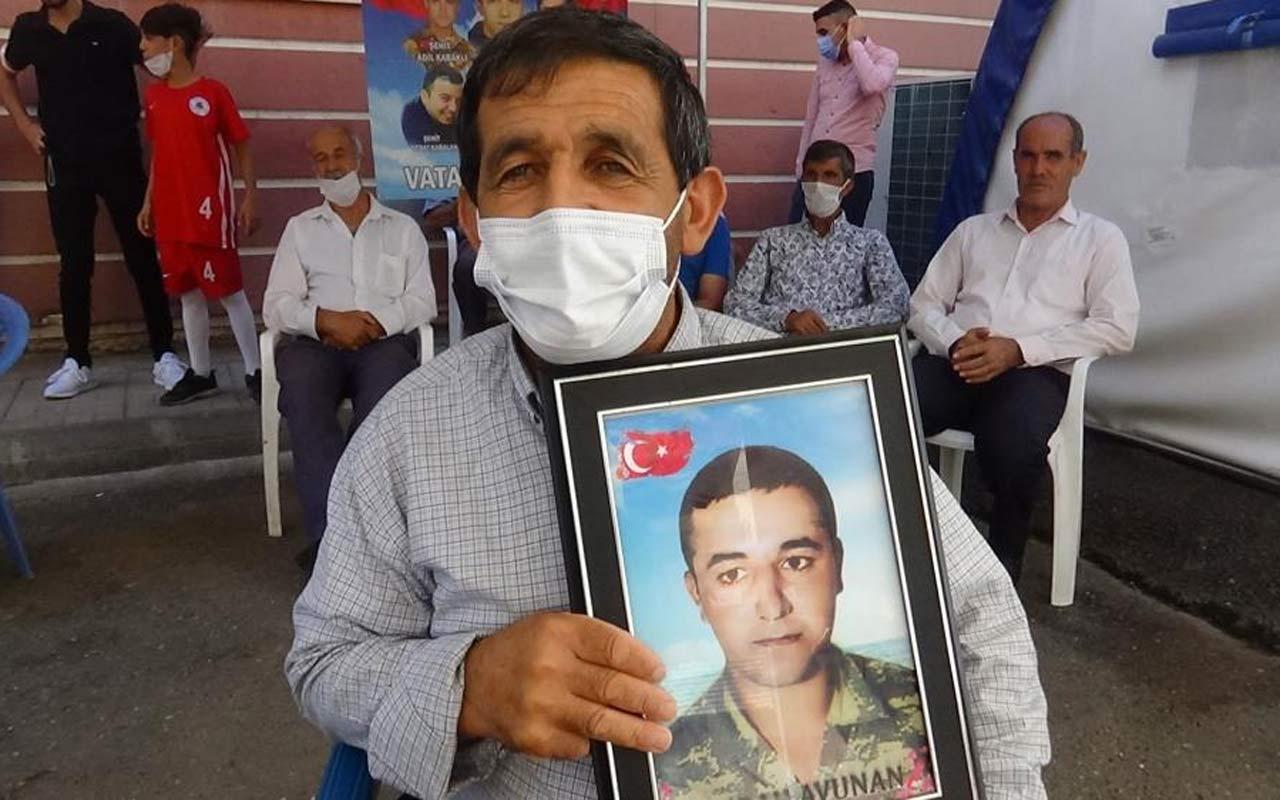 Evlat nöbetindeki asker babası: Ben oğlum bırakılmadan buradan asla gitmem