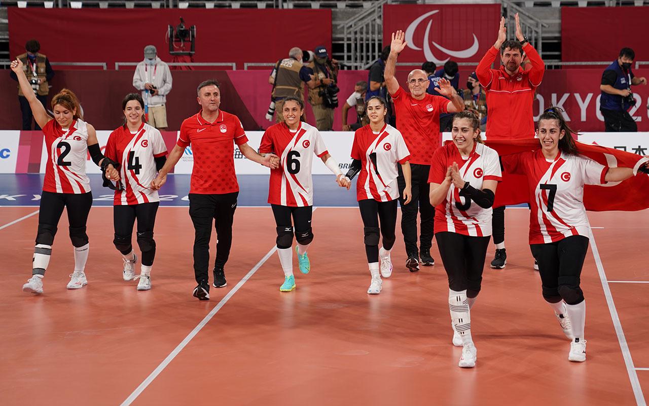 2020 Tokyo Paralimpik Oyunları'nda bir altın madayla daha! Erdoğan arayıp tebrik etti