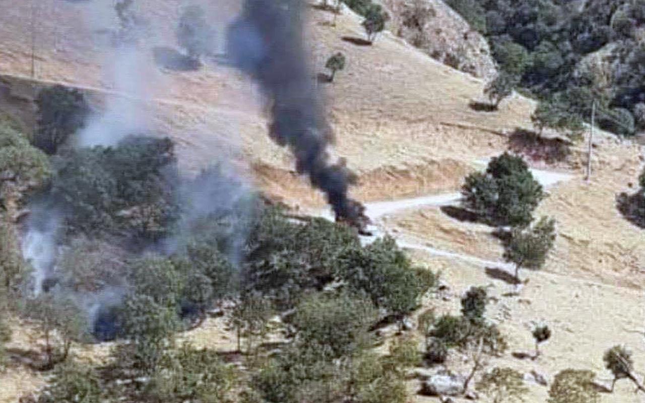 Operasyonu MİT düzenledi! Üst düzey 3 PKK'lı öldürüldü