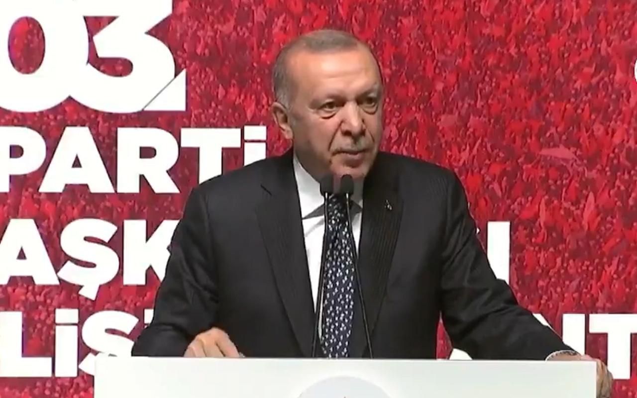 Cumhurbaşkanı Erdoğan'dan Meral Akşener'e: Yolun açık olsun