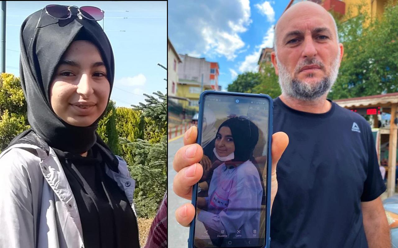 Kocaeli'de 16 yaşındaki kız para alıp kayıplara karıştı! Tanınmamak için...