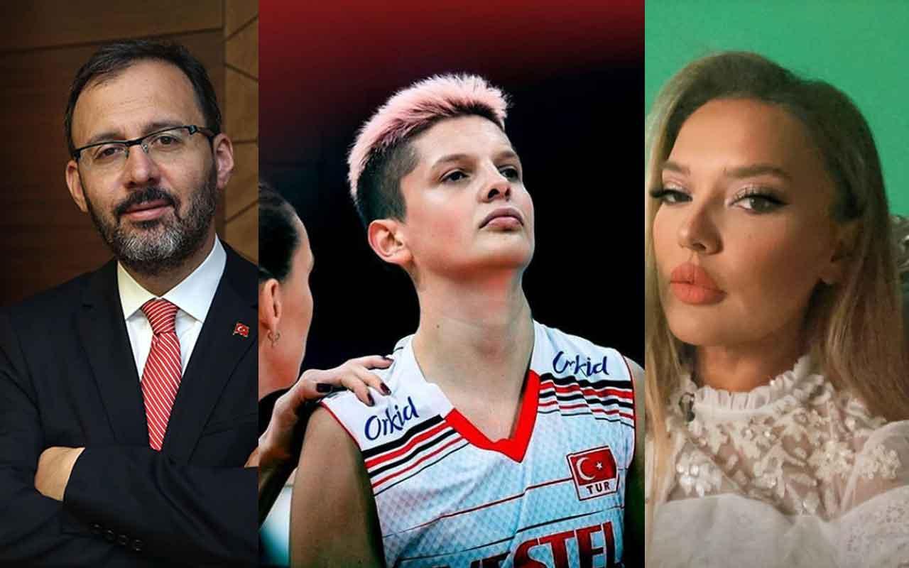 Demet Akalın'dan Spor Bakanlığı'na Kadın Voleybol Takımı için flaş soru ve öneri