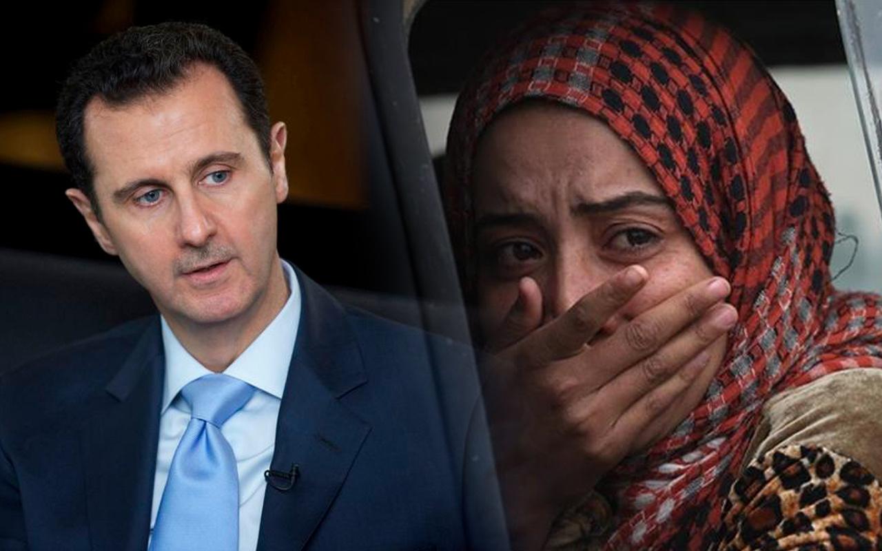 Beşşar Esed Suriye'ye geri dönen mültecilere acımıyor: İşkence, tecavüz, ölüm...