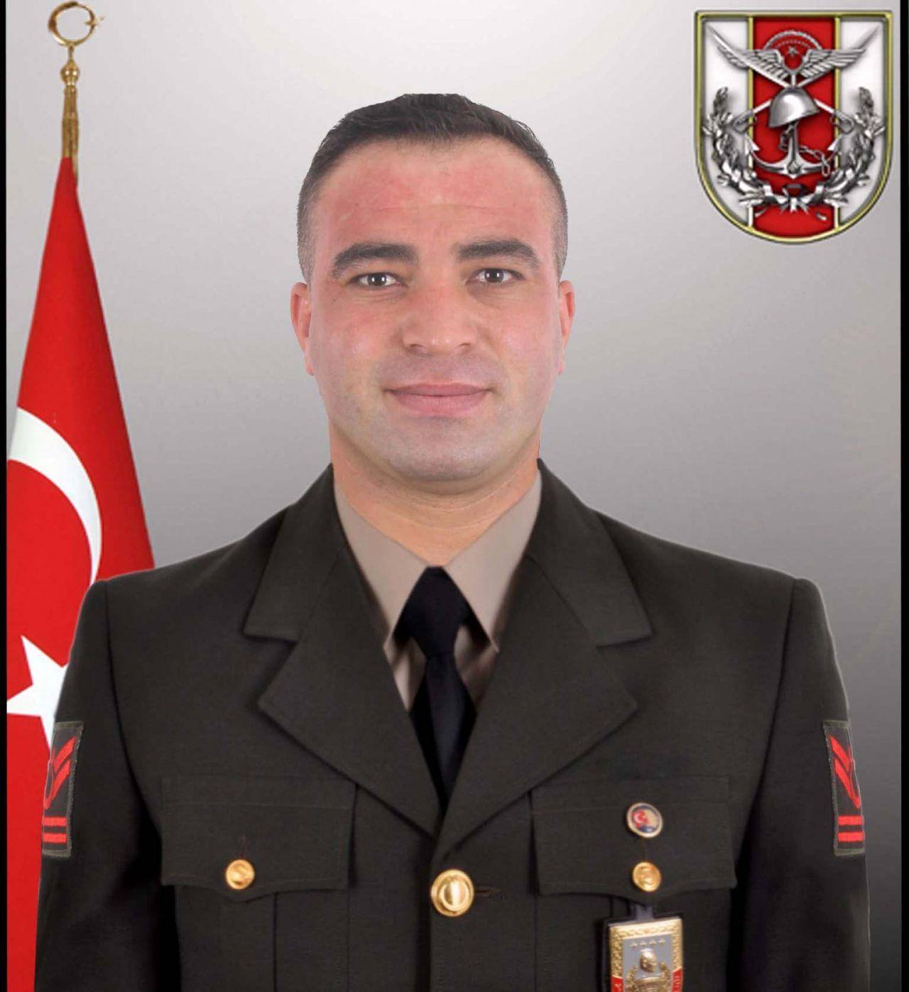 Suriye'de şehit düşen Uzman Çavuş Muammer Yiğit'in naaşı memleketi Tokat'a uğurlandı