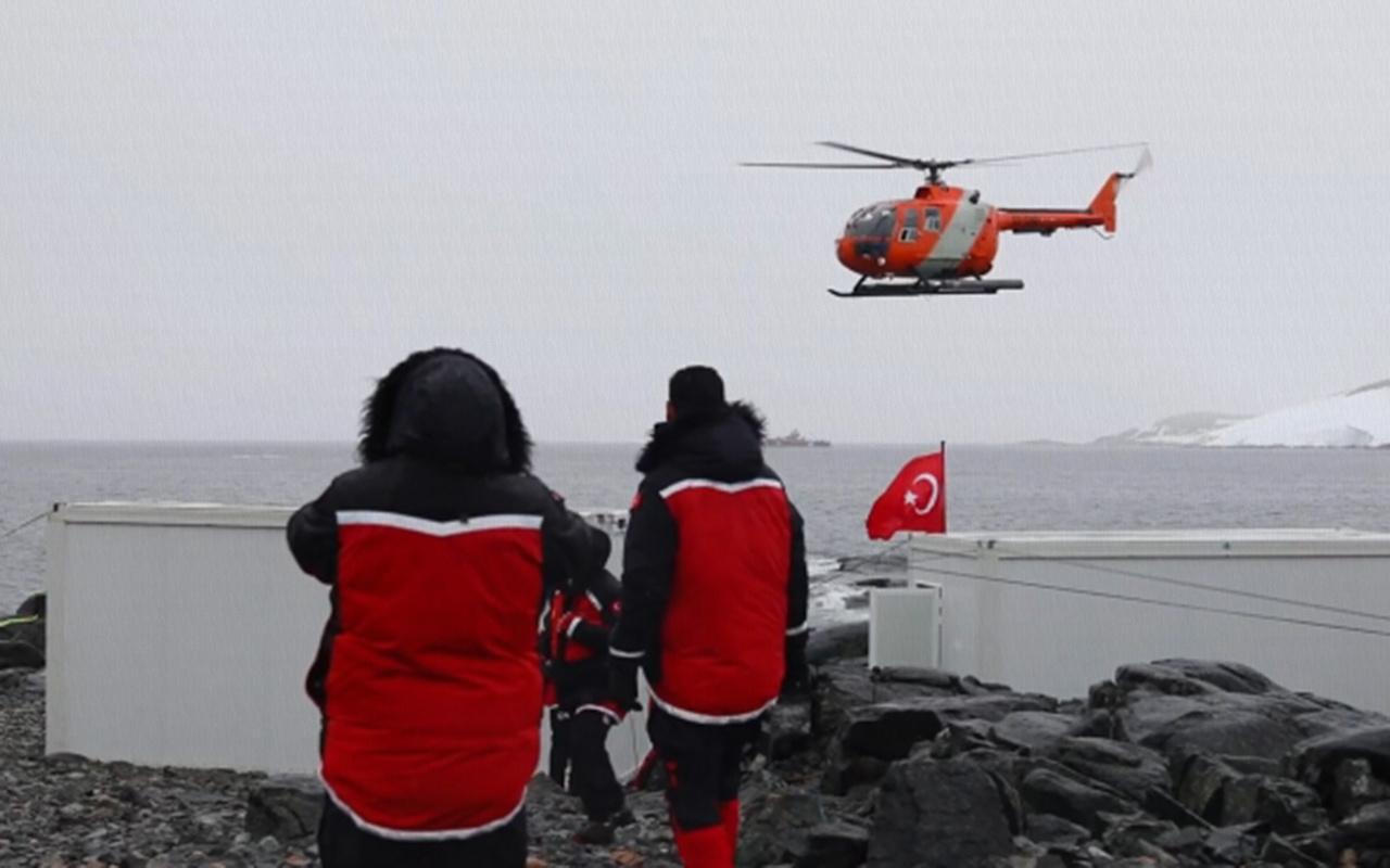 Türk bilim insanları Antarktika'da biyoçeşitlilik çalışmaları yapacak