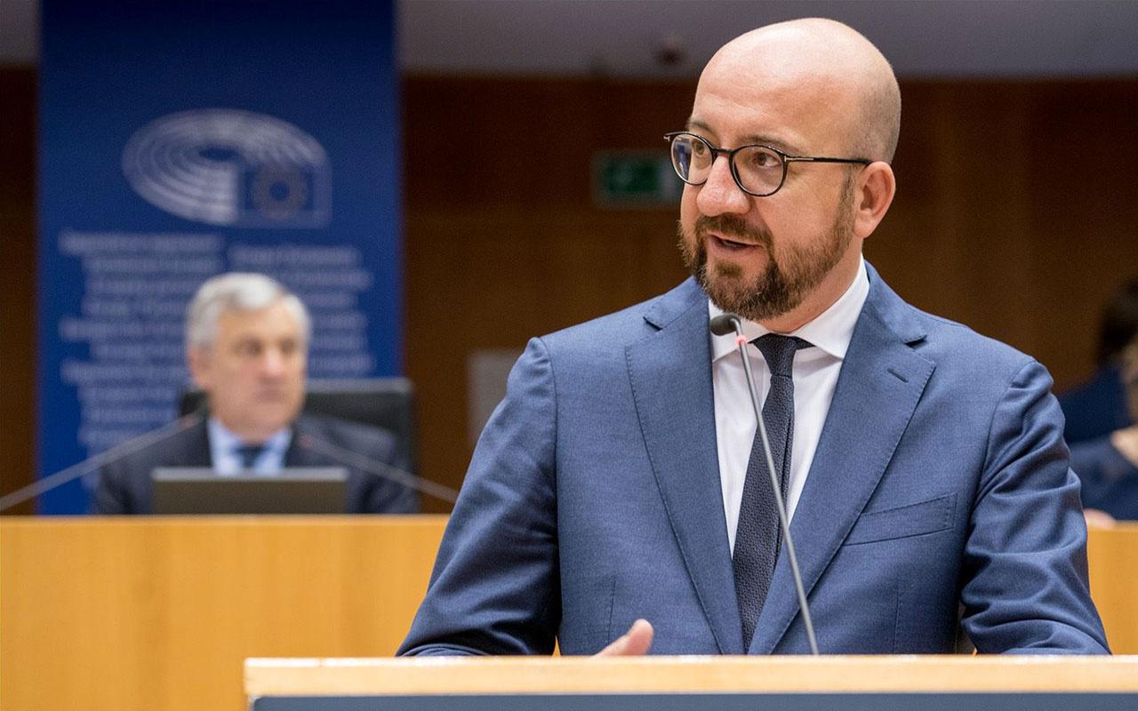 Charles Michel'den Avrupa'nın stratejik özerkliğine vurgu