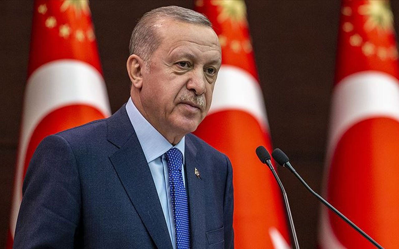 Cumhurbaşkanı Erdoğan'dan koronavirüsle mücadelede yeni hamle açıklaması: Aşı yardımı yapılacak