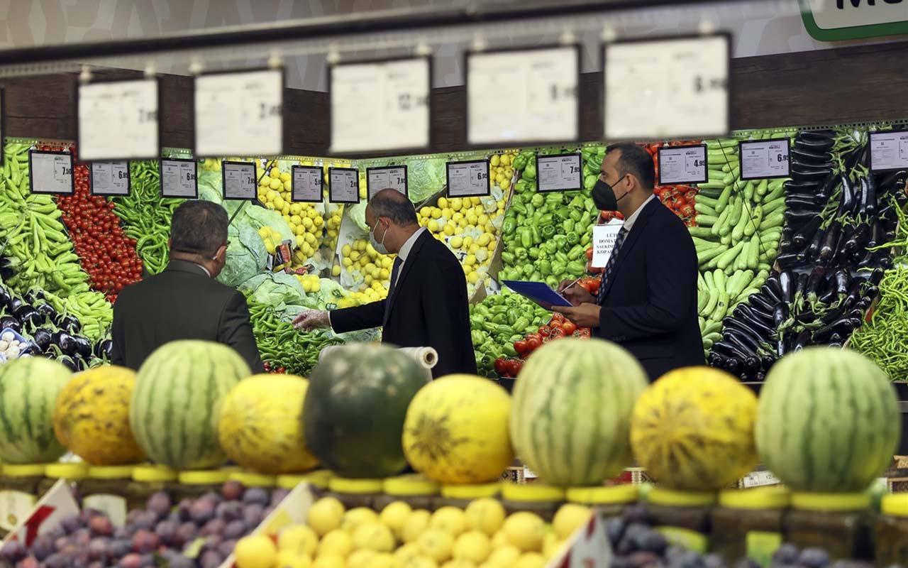 Bakanlık özel talimatı verdi! Marketlerde şoke eden rakamlar! Tek tek bakıldı