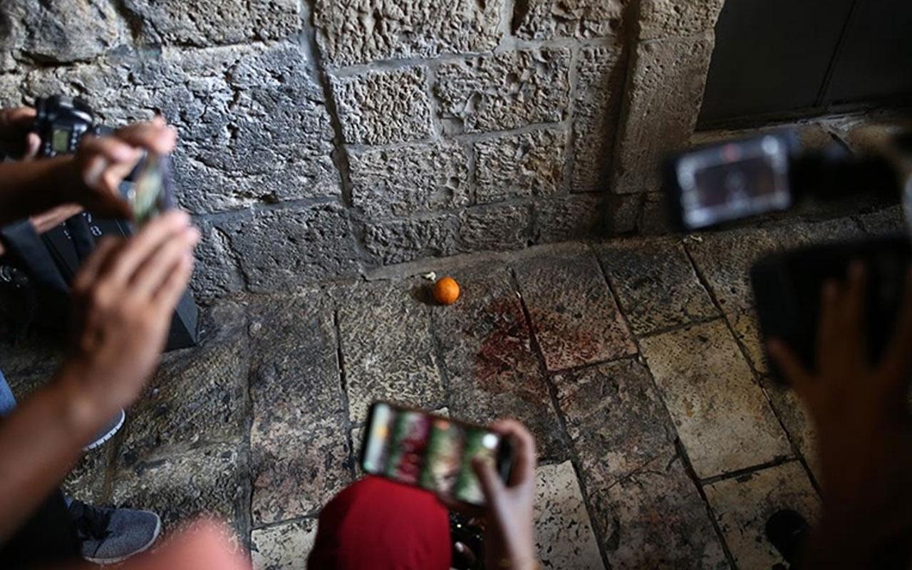İsrail polisinin yaraladığı Filistinli yaşamını yitirdi