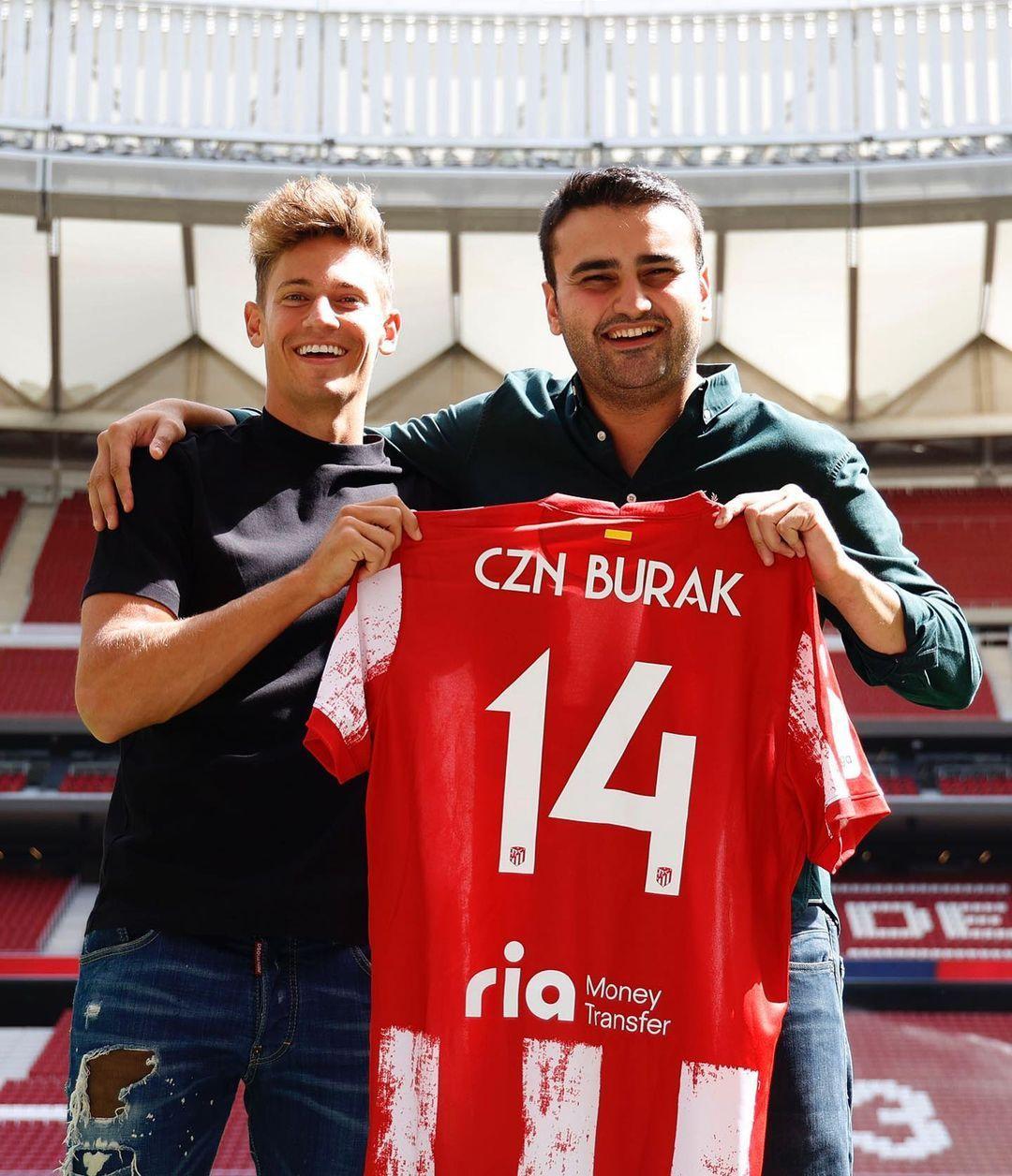CZN Burak Cristiano Ronaldo'nun teklifini açıkladı: Bana ısrar etti