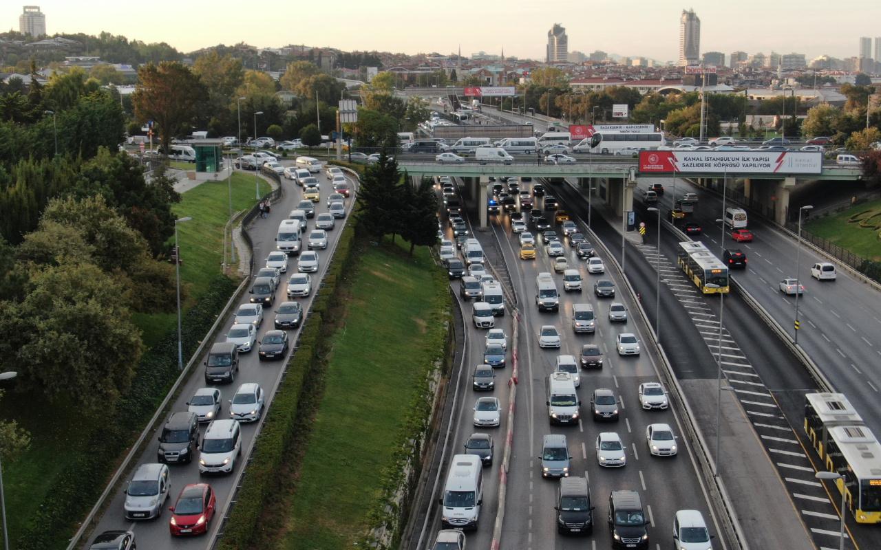 İstanbul'da pandemi sonrası yarı yarıya azaldı! Trafik felaketinin sebebi de bu