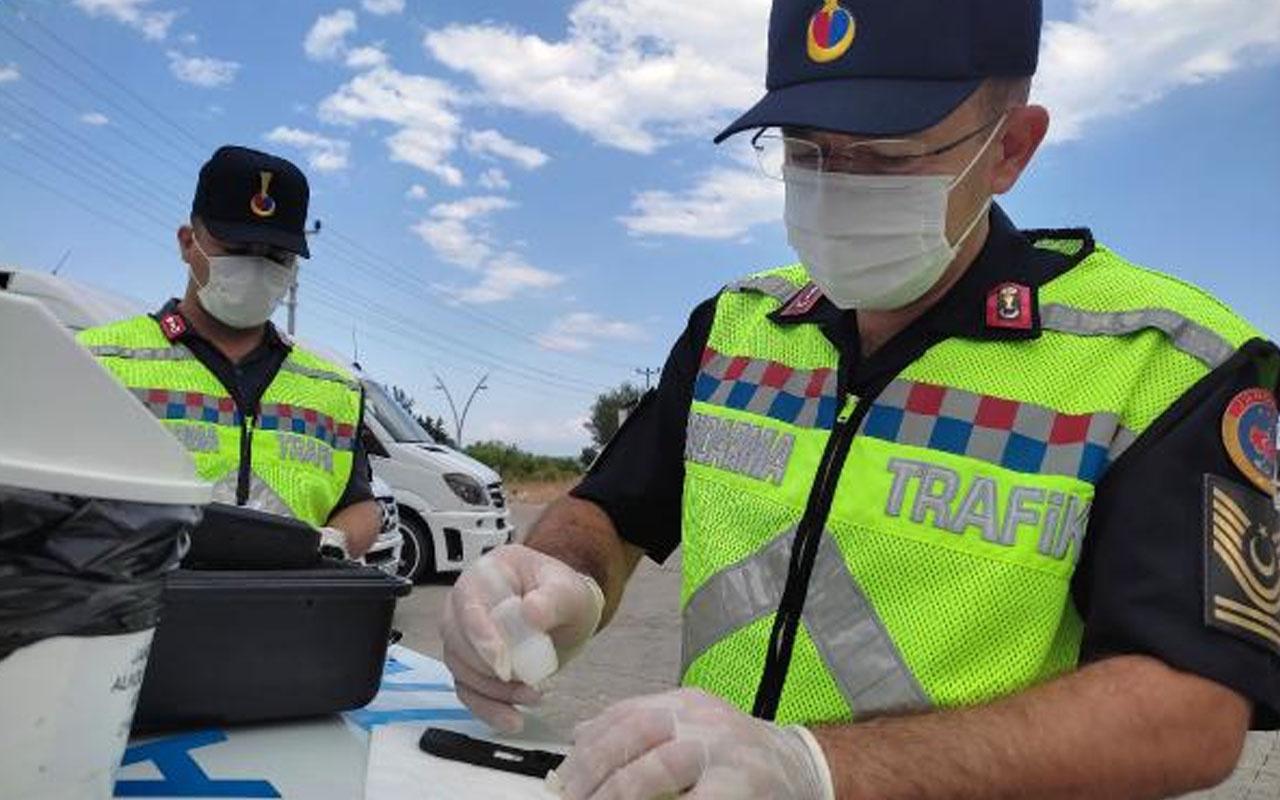 Antalya'da ilk kez uygulandı! Okul servis şoförünün uyuşturucu testi pozitif çıktı