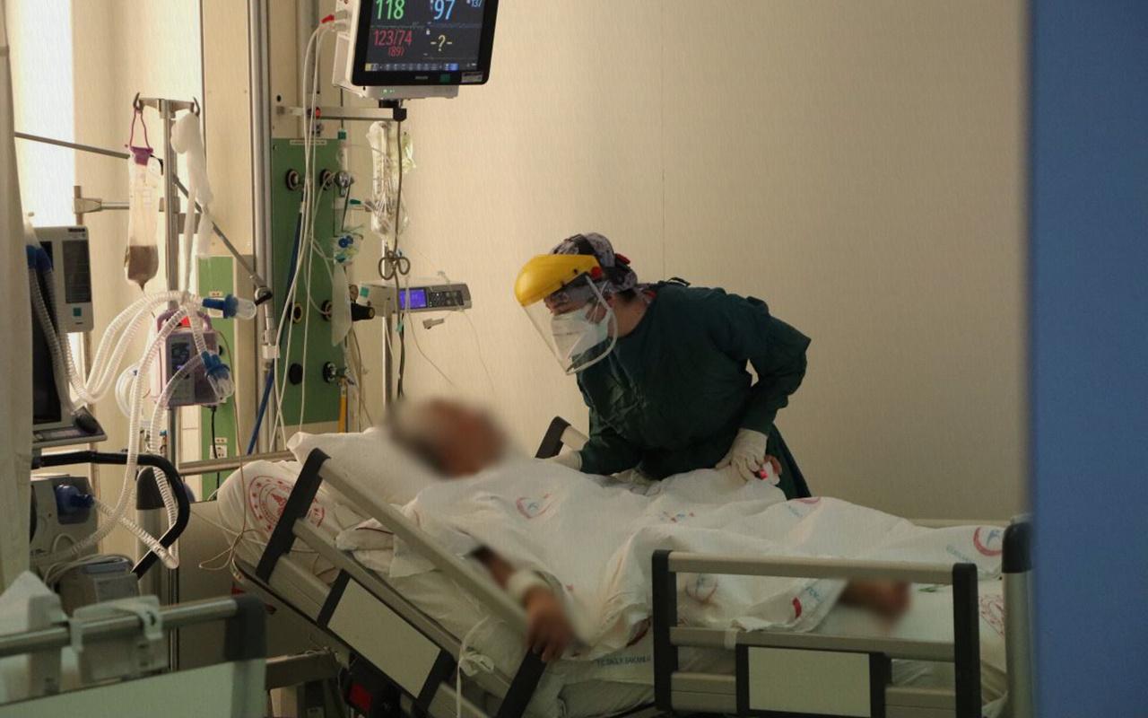 Prof. Dr. Demirkıran'dan korkutan açıklama: Kapattığımız yoğun bakımları tekrar açtık