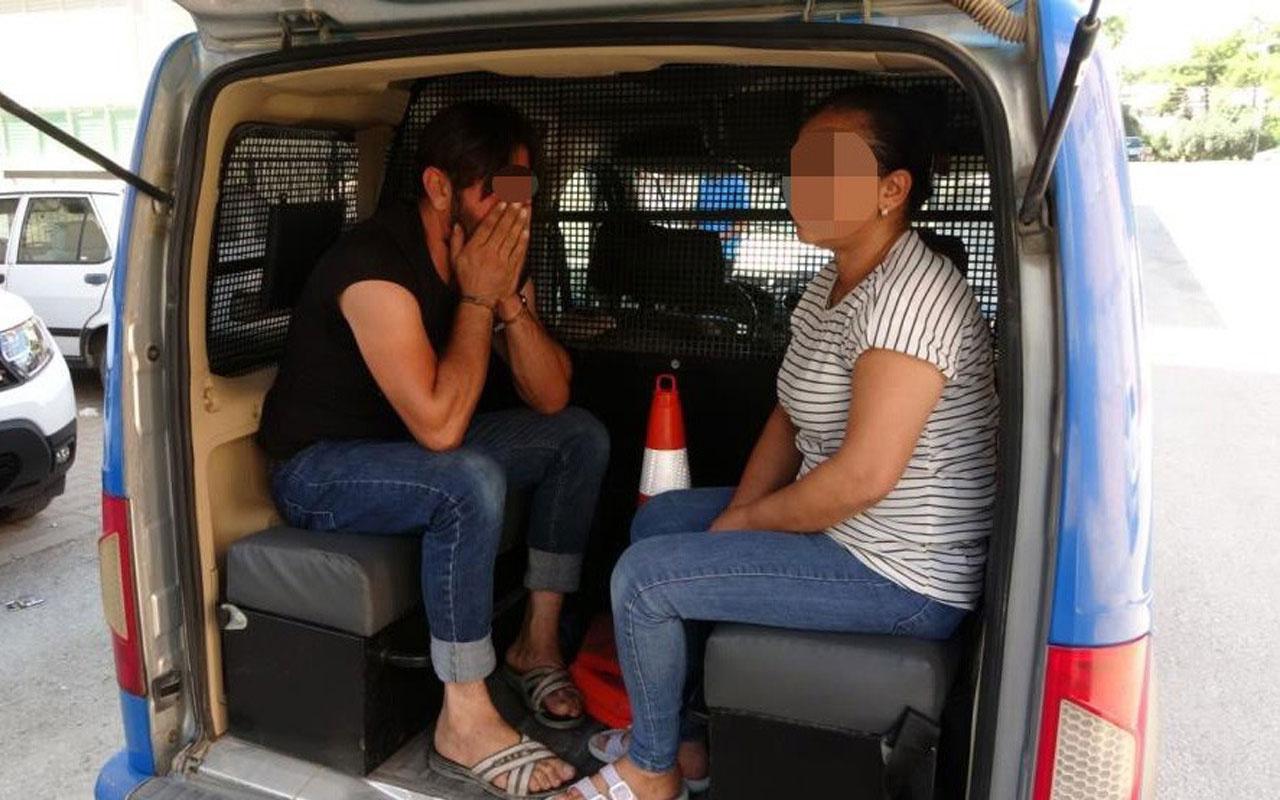 Antalya'da kızının düğünü için silah kaçakçılığı yapan kadın tutuklandı