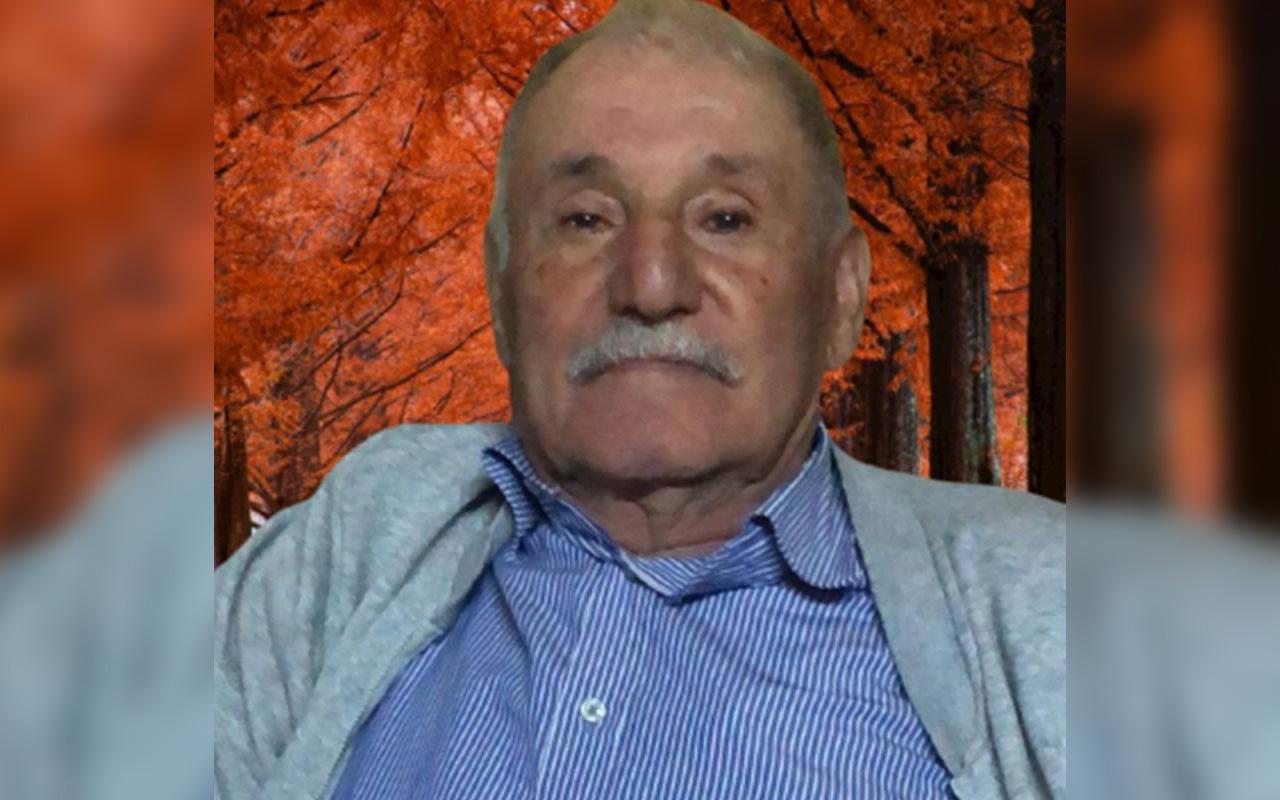 Trabzon'da fındığı kurutmak için çatıya çıktı! Feci şekilde can verdi