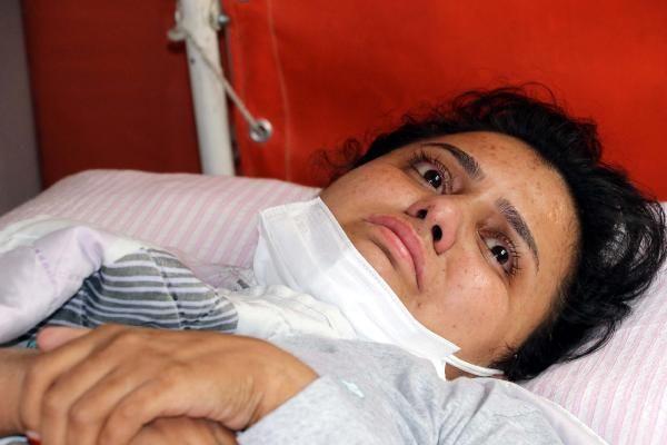 Eşinin 6 kurşunla yaraladığı Kadriye felç kaldı! 'Dövmek için beni dağa götürüyordu'