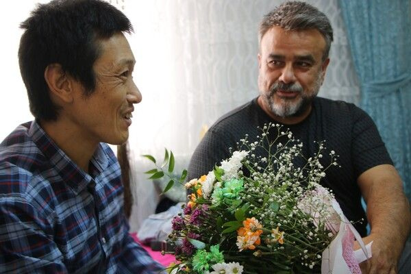 Elazığ bıçaklanan Japon turisti eve aldı! Bülent Serttaş'a bakın ne anlattı