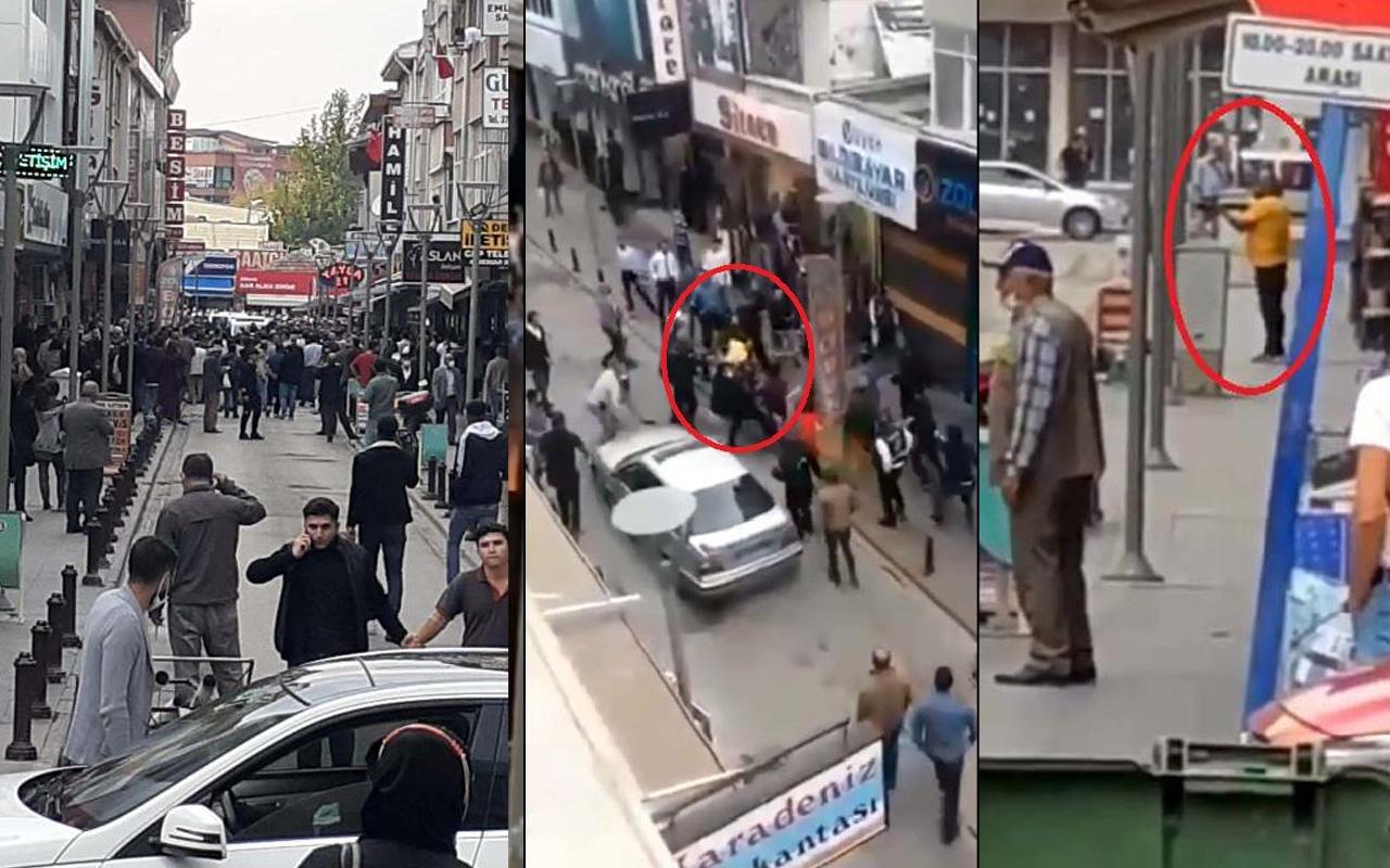 Aldattı iddiasıyla deliye döndü! Ankara'da pompalı tüfekle dehşet saçtı: Yaralılar var