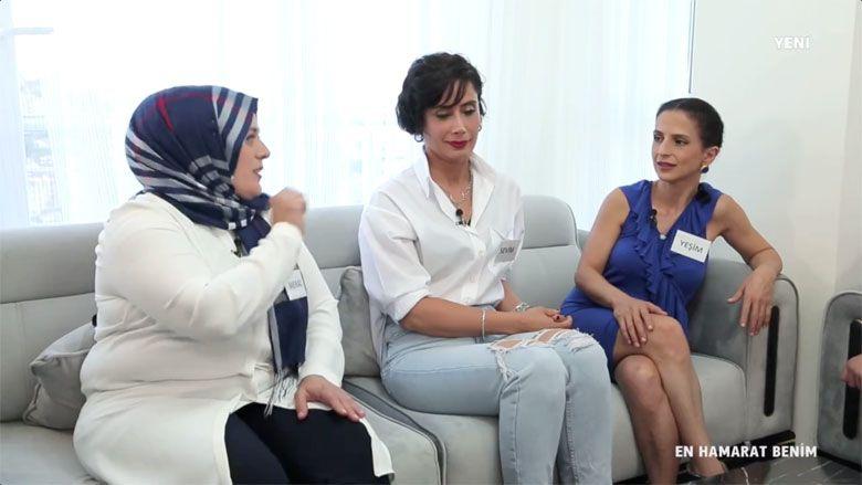 FOX TV yarışması Kadir Ezildi ile En Hamarat Benim'de Yeşim evden kovdu