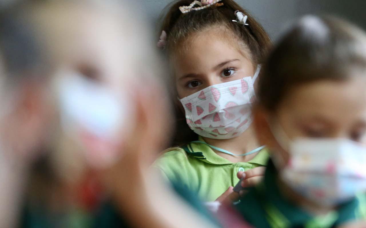 Okullarda maske araştırmasında çarpıcı sonuç! 3.5 kat daha fazla