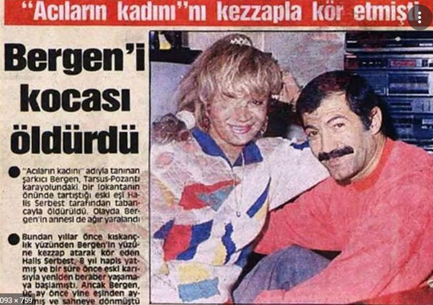 Bergen'i öldüren kocası Halis Serbest'i canlandıracak oyuncu belli oldu