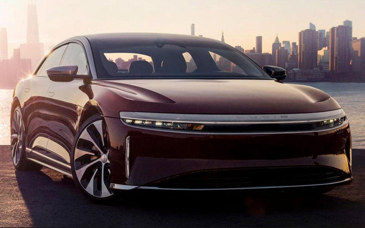 En uzun menzilli elektrikli otomobil oldu Tesla'yı geçti tam şarjla 836 kilometre yol gidiyor