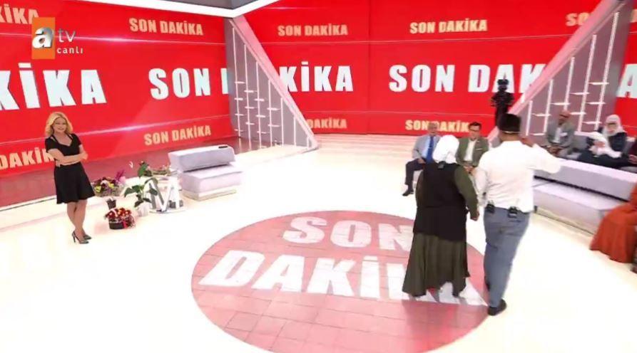Müge Anlı'yı bile ağlattılar Almanya'ya evlatlık verilen Mardinli Vedat Şen annesine kavuştu