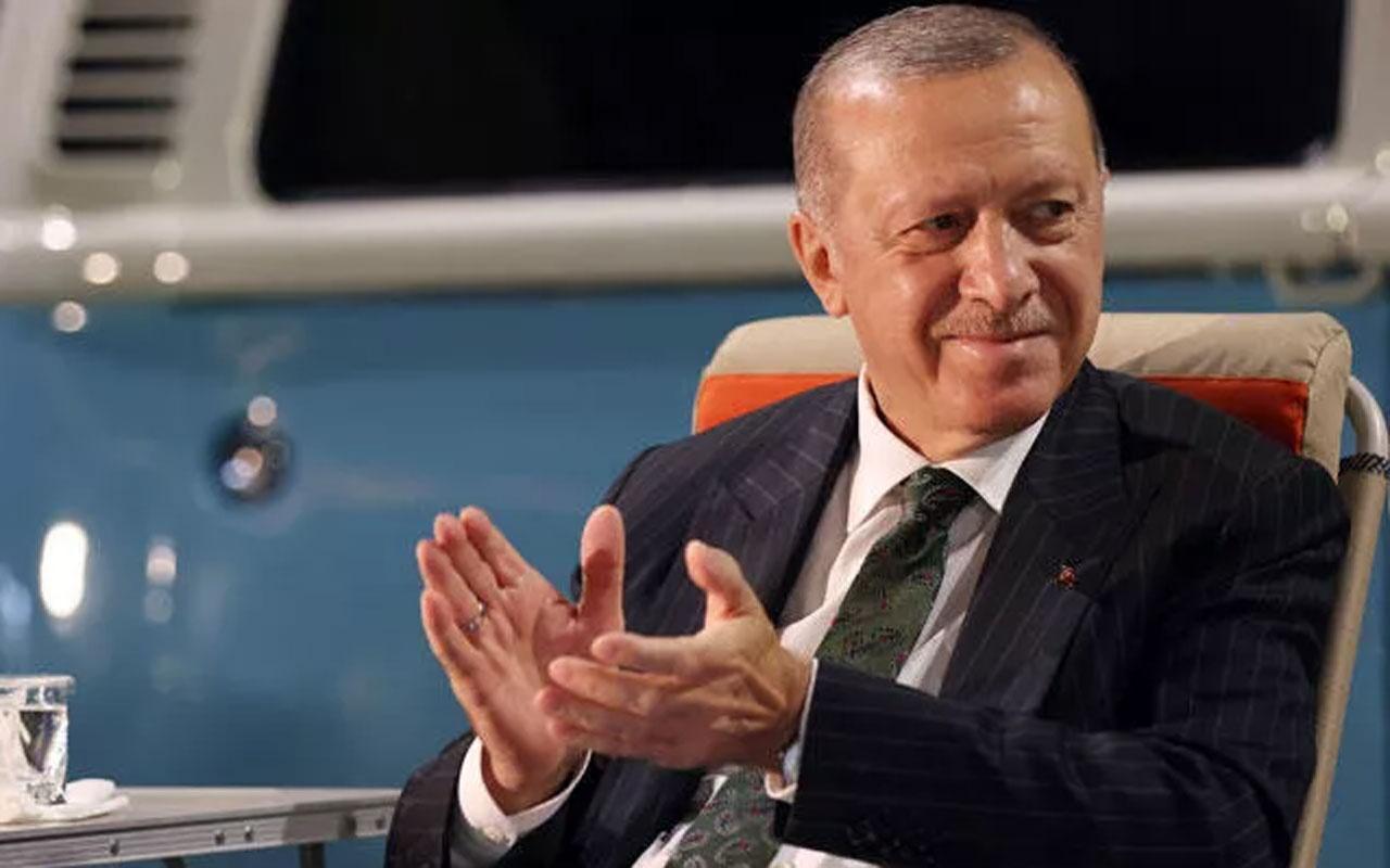 Başkan Erdoğan üniversiteli gençlerle buluştu