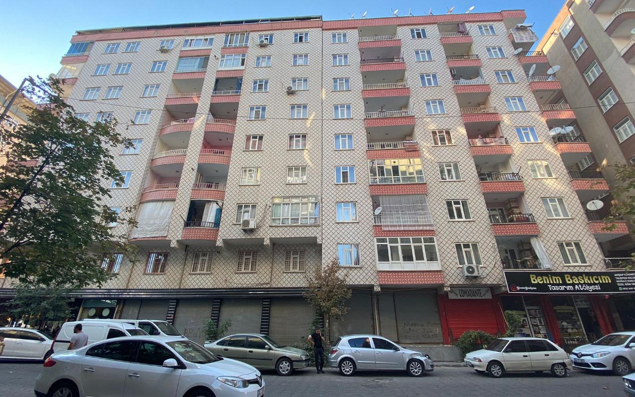 Diyarbakır'da 7'nci kattan düşen 12 yaşındaki Aslı yaşamını yitirdi