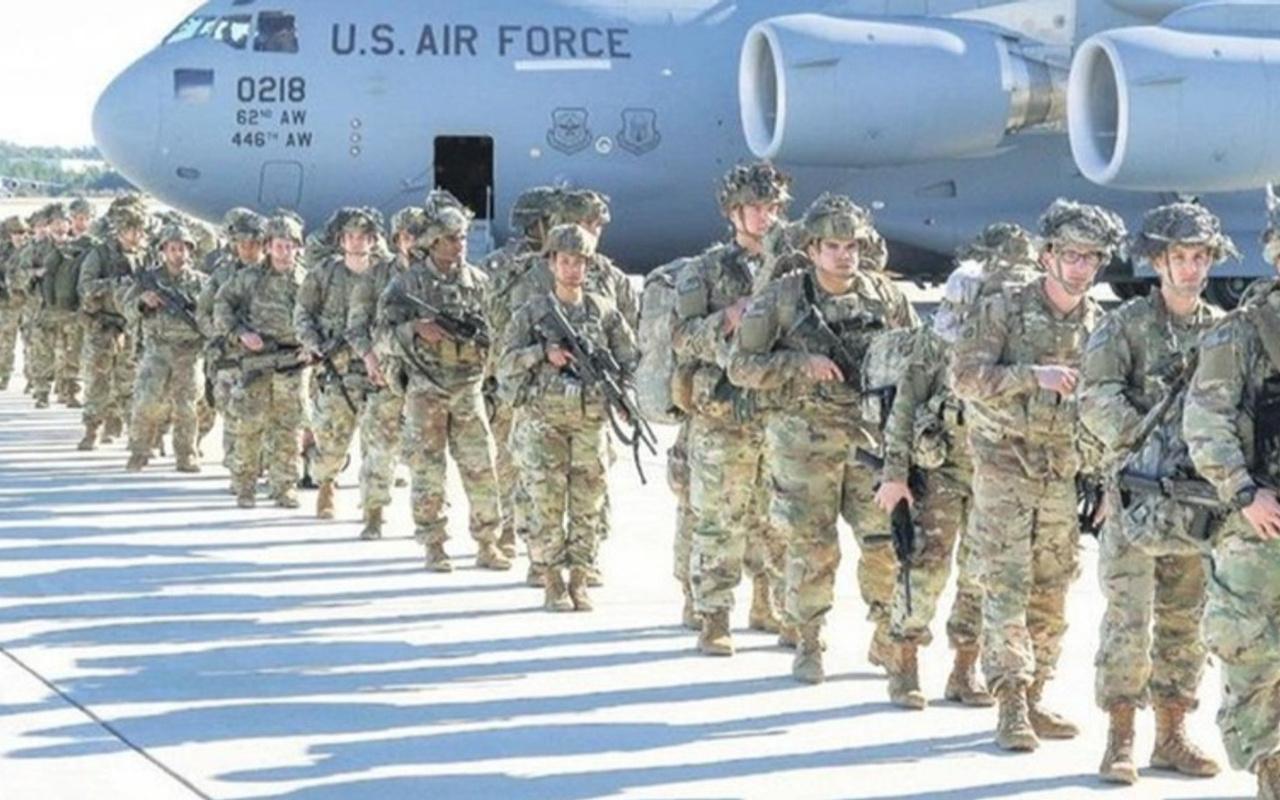 ABD'den Irak'taki askeri varlığına ilişkin dikkat çeken karar!