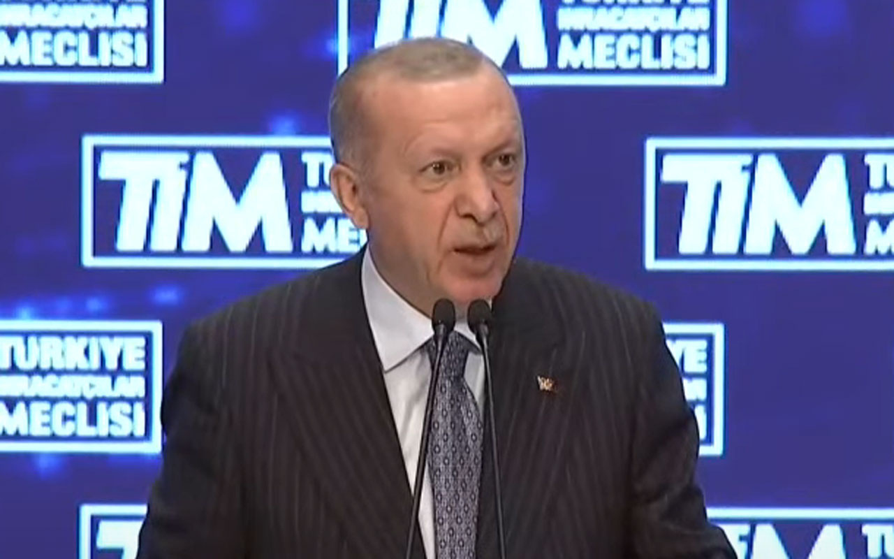 Cmhurbaşkanı Erdoğan: 17 Eylül itibarıyla 211 milyar dolarla rekor kırdı