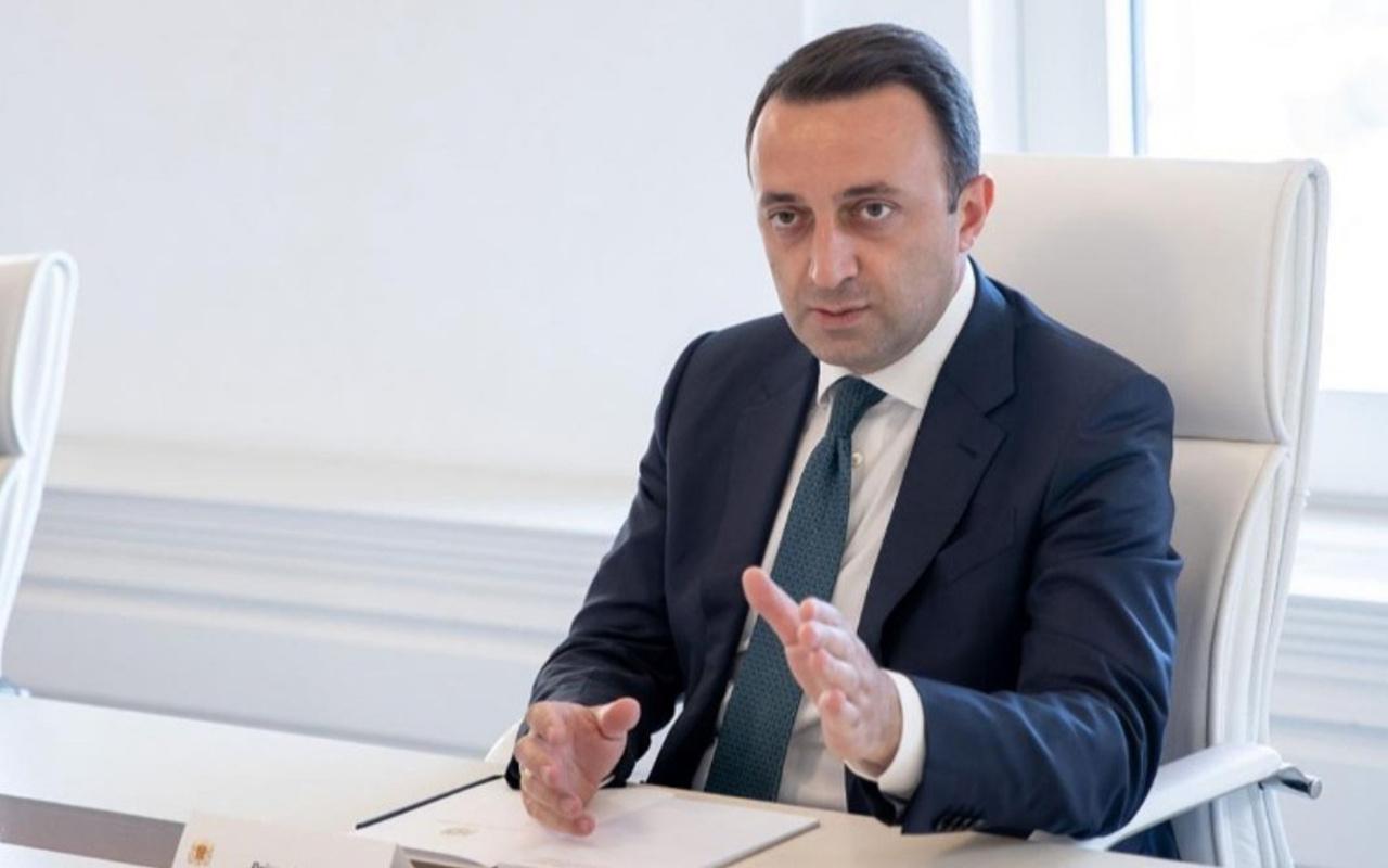 Gürcistan Başbakanı'ndan dikkat çeken açıklama: Fikir benden çıktı