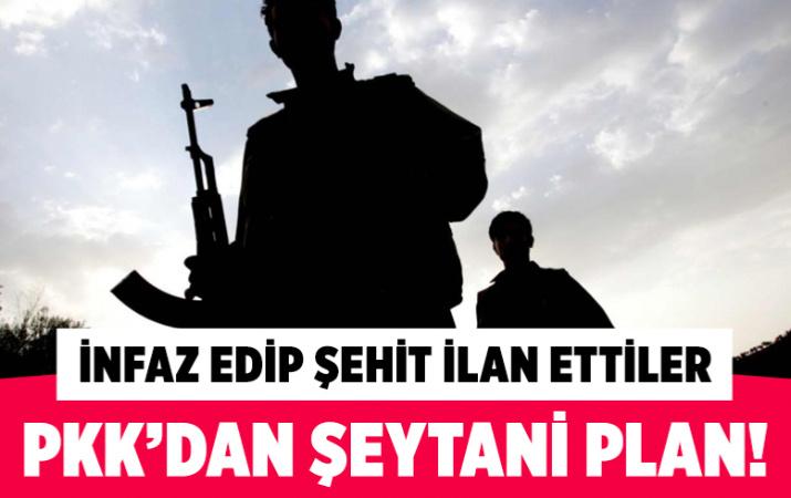 Terör örgütü PKK infaz ettiği 16 yaşındaki Mehmet Altunterun'u 6 yıl sonra sözde şehit ilan etti
