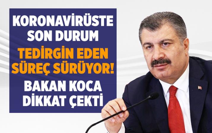 Türkiye 18 Eylül 2021 koronavirüs vaka ve ölü sayısı! Sağlık Bakanlığı Covid-19 tablosu