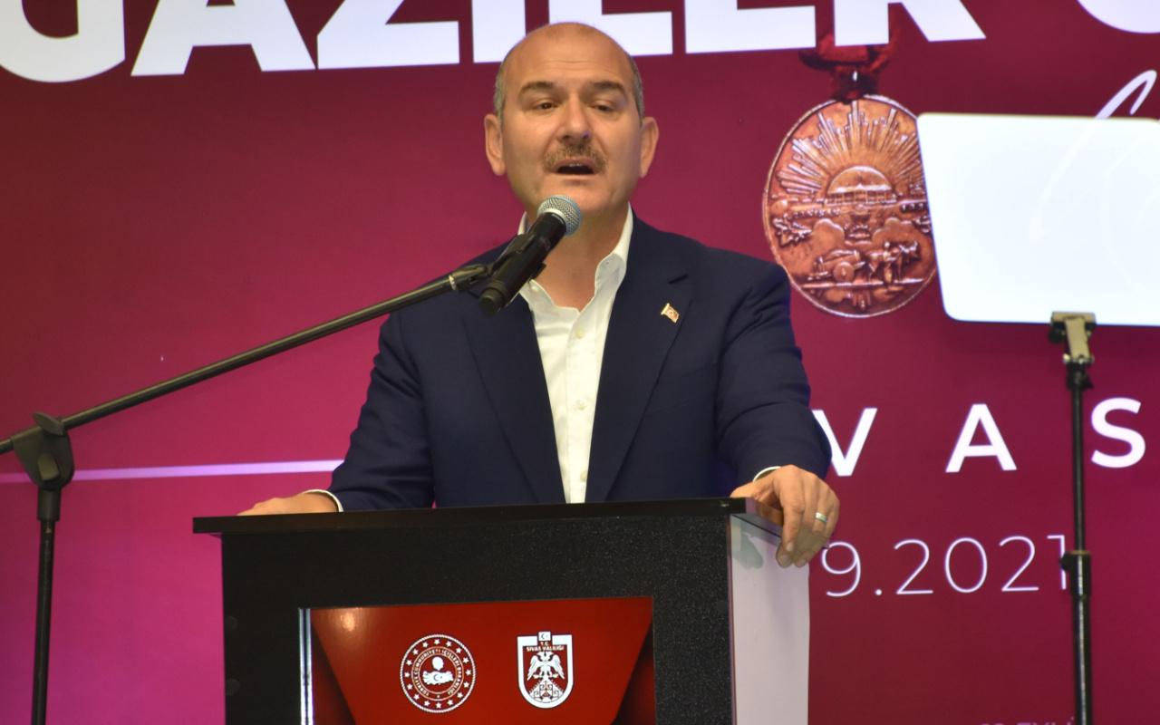 İçişleri Bakanı Süleyman Soylu: PKK'nınşehit ettiği sivil sayısı 408