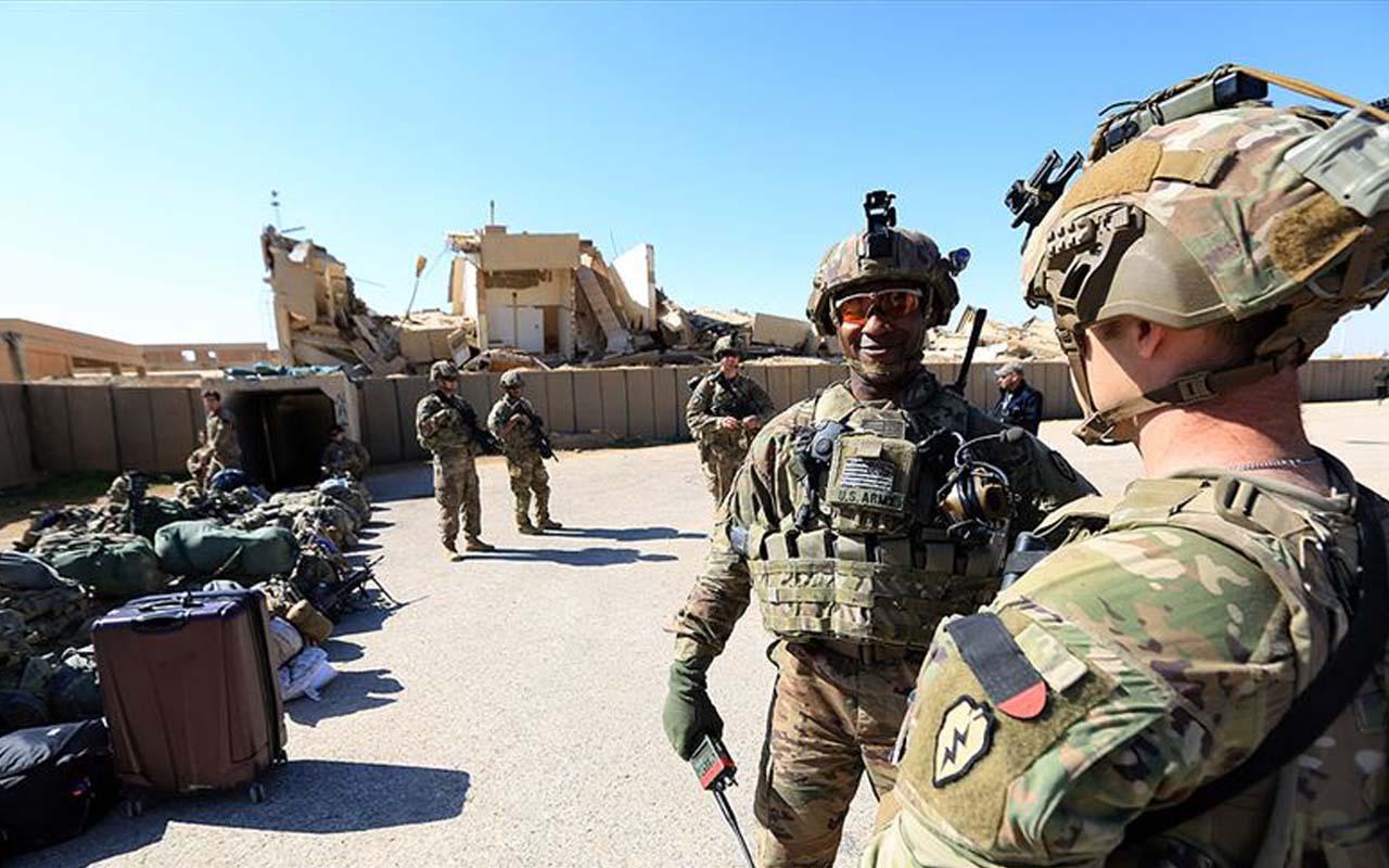 ABD Türkiye'yi kuşatmaya devam ediyor! Şimdi de oraya asker sıralıyor!