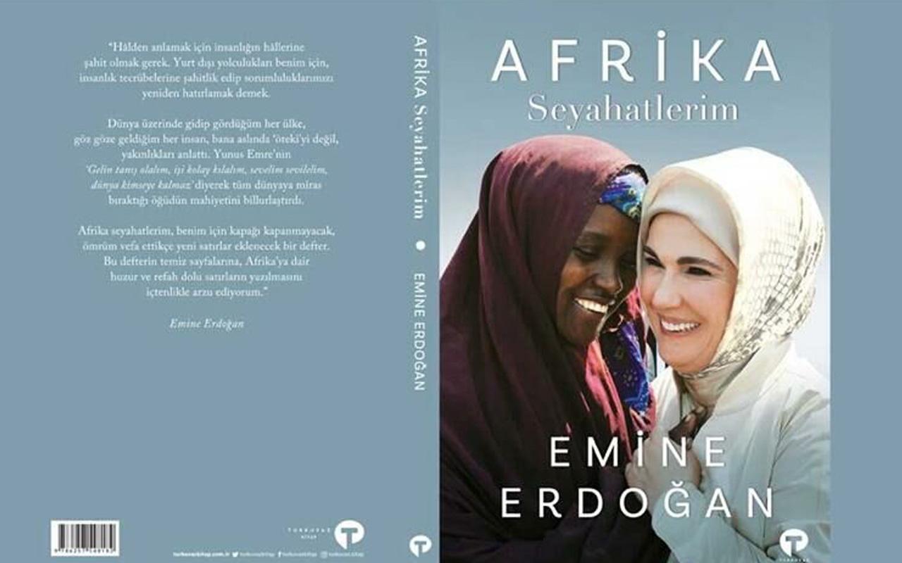 Emine Erdoğan'ın ilk anı kitabı çıkıyor! Geliri kadın ve çocuklara