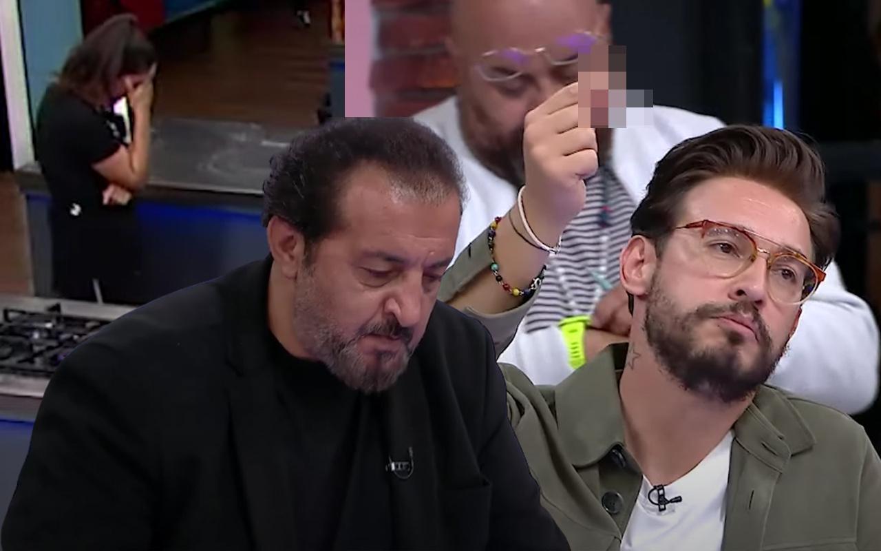 TV8  MasterChef'teki ikinci günah! Danilo Zanna büyük talihsizliği fark etti: Allah kahretsin