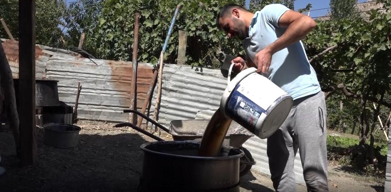 Şırnak'ta kilosu 100 TL'ye satılıyor! 9 kilodan 1 kilo çıkıyor: 5 günde yapılıyor