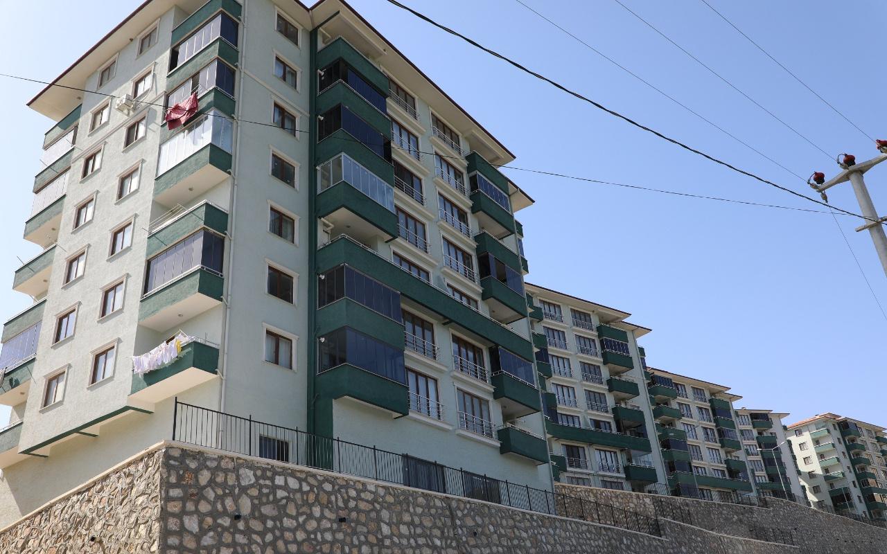 Bursa Gemlik Belediyesi sıfır dairelerini 84 üniversite öğrencisine tahsis etti