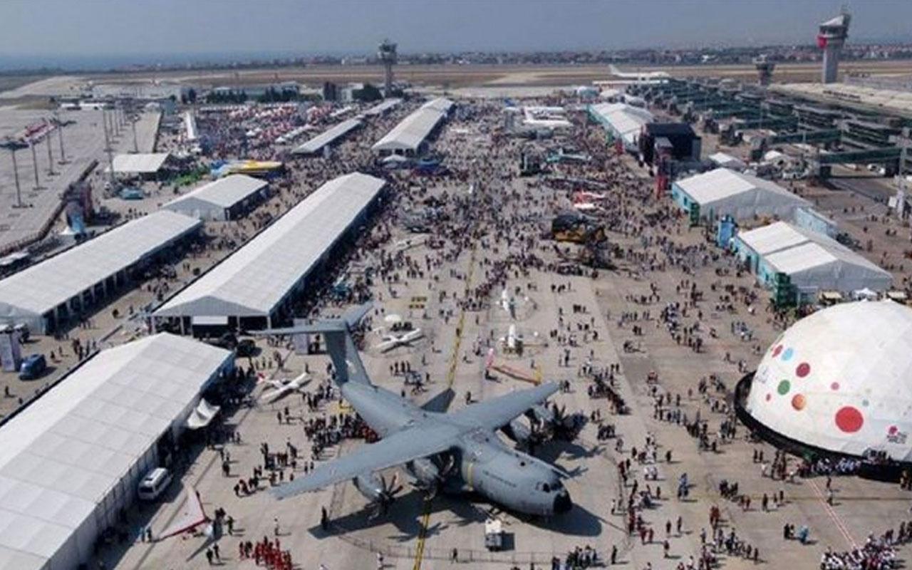 200 bin yarışmacı katılıyor TEKNOFEST kapılarını ziyaretçilere açtı birbirinden heyecanlı kareler...