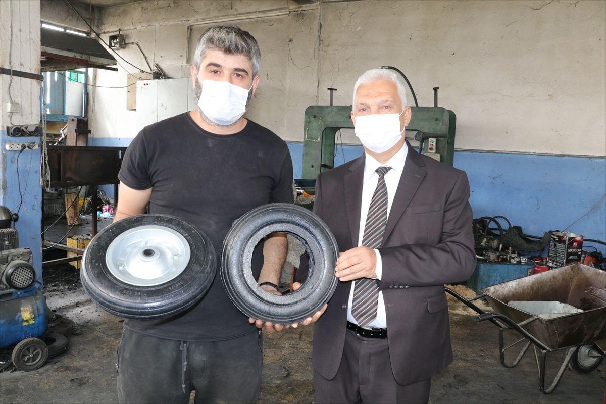Yozgat'ta iş yeri kapanınca bu işe başladı! Türkiye'nin dört bir yanına satıyor: Devlet destekledi
