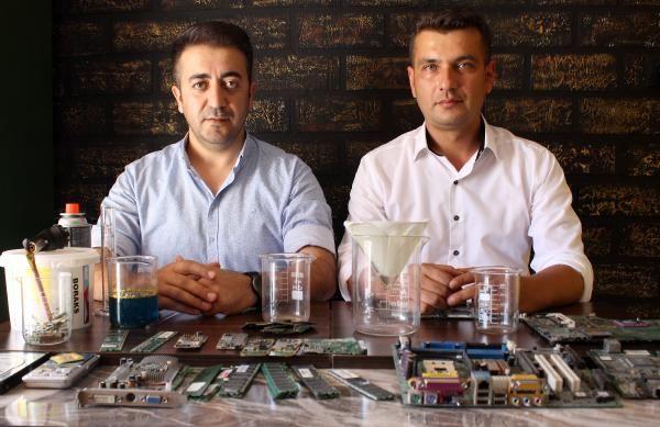 Antalya'da patatesle her gün evde altın üretiyorlar! Herkes yapabilir